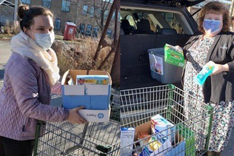 Food Donation2 Community Involvement Carousel